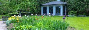 цветники и газоны