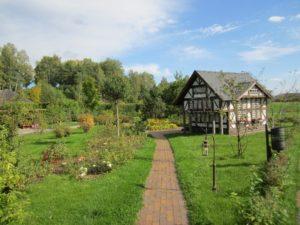 Дорожка из клинкера большой участок детский игровой домик веледниково весна