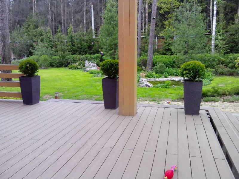 лесной участок средний участок современный сад самшиты лечуза клуб 2071 терраса